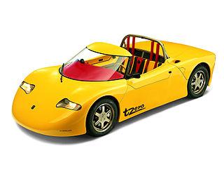 AC Propulsion tzero Motor vehicle