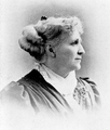Ada Howard (1829 - 1907), first president of Wellesley. Likely taken before 1881, when she retired due to illness.tif