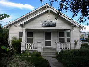 National Register of Historic Places listings in Carson City, Nevada - Image: Adams House Carson City