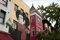 Adams Morgan is a culturally diverse neighborhood in NW, Washington, D.C LCCN2010642071.tif