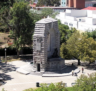 National War Memorial (South Australia) war memorial in Adelaide, Australia