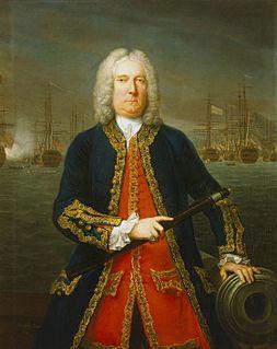 Thomas Mathews British officer of the Royal Navy from Wales