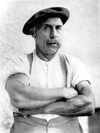 Adolf Wölfli - Portrait of Adolf Wölfli