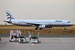 Aegean Airlines, SX-DGP, Airbus A321-232 (30334971557).jpg