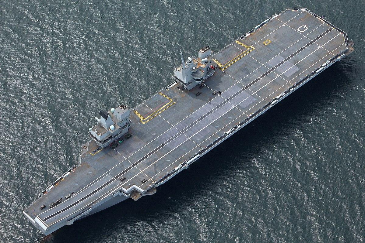 Queen Elizabeth-class aircraft carrier - Wikipedia