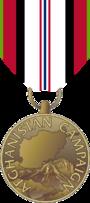 Afghanistan Campaign Medal, obverse.png