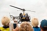 Agusta-Bell 47 D-HWAL met Brandweerman Sam.jpg