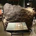 Ahnighito AMNH, 34 tons meteorite.jpg
