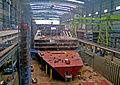 AidaDiva i Dock.jpg