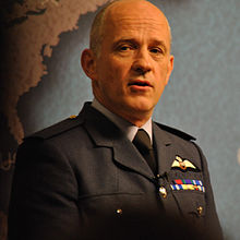 Air Vice Marshal Stuart Atha DSO - Chatham House 2011.jpg