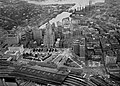 Air view of Civic Center, 1951.jpg