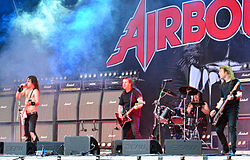 Airbourne al Elbriot 2014.
