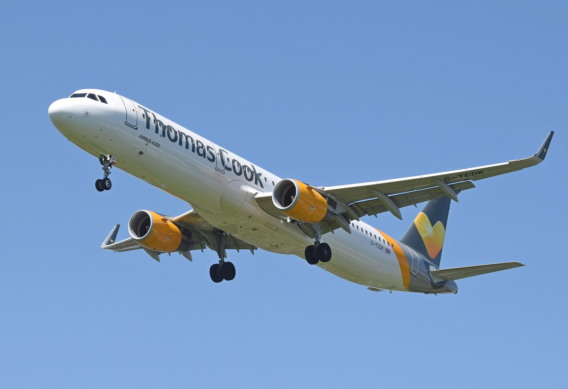 Sustainable Aviation — Thomas Cook Airlines
