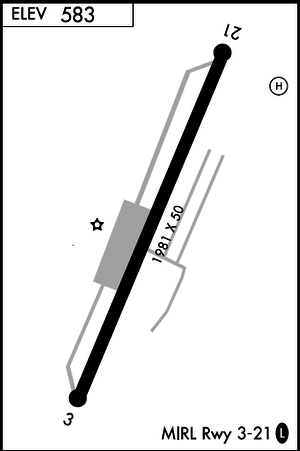 Airport diagram Andover NJ 12N.png