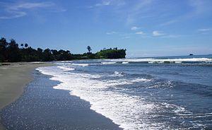 Aitape - Aitape Beach