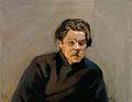 Akseli Gallen-Kallela - Portrait of Maxim Gorky.jpg