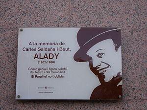 Resultat d'imatges de Alady actor