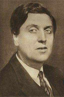 Alban Berg (1885–1935) ~1930 © Max Fenichel (1885–1942)