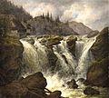 Albert de Marées Traunfall 1840.jpg