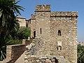 Alcazaba de Málaga - Torre del Cristo 001.jpg