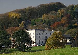 Alderwasley - Image: Alderwaley Hall 617010 736ebf 18