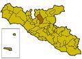 Alessandria della RoccaLocatie.png