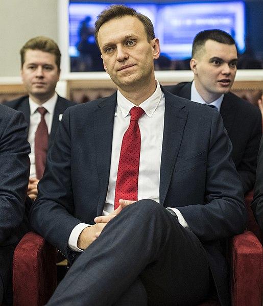 Глава МИД Великобритании Доминик Рааб потребовал немедленного освобождения Алексея Навального