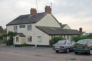 Alfington - Image: Alfington Inn geograph.org.uk 195507