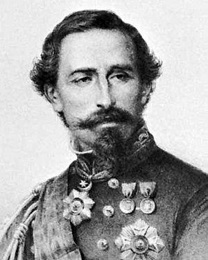 Italian general election, 1865 - Image: Alfonso La Marmora