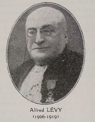 Alfred Lévy - Image: Alfred Lévy 1906 1919