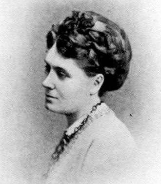 Alice Kipling - Alice Kipling in 1870
