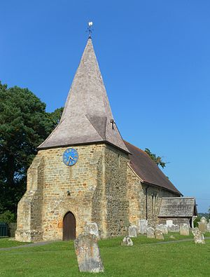 List of places of worship in Rother - Wikipedia