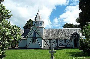 All Saints Church, Howick - All Saints' Church