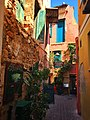 Alley in Chania's old town.jpg