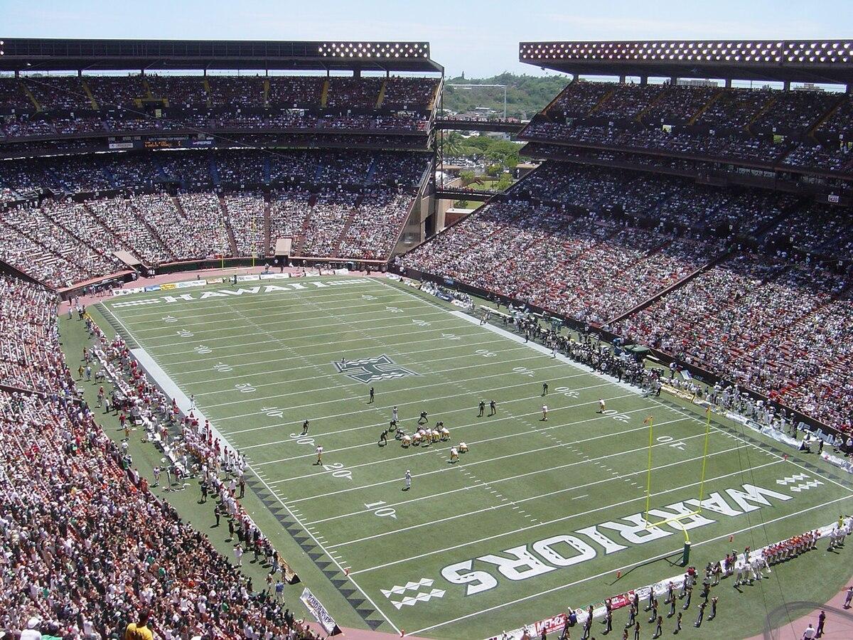 Aloha Stadium - Wikipedia