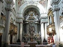 Santuario Basilica Di San Luigi Gonzaga Wikipedia