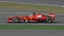 Photo de Fernando Alonso en Chine