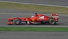 Photo de Fernando Alonso en Chine