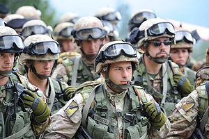 Alpini - Alpini of the 7th Alpini Regiment