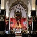 Altar de quinario del Cristo de la Buena Muerte.jpg