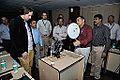 Alternating Current Visualization Experiment - Indo-Finnish-Thai Exhibit Development Workshop - NCSM - Kolkata 2014-11-27 9784.JPG