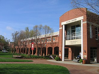 Alumni Gym (Elon University) - c. 2008