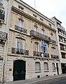 Ambassade de Grèce en France, 17 rue Auguste-Vaquerie, Paris 16e.jpg