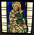 Ambito di duccio di buoninsegna giovane, madonna col bambino, 1280 ca., da compagnia madonna della grotta (montecchio).JPG