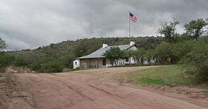 American Flag, Arizona - American Flag post office
