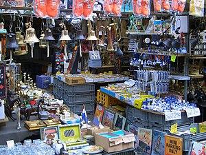 Amsterdam flea market
