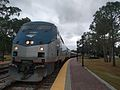 Amtrak Silver Meteor 98 at Winter Park Station (31542429096).jpg