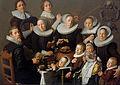 Andries van Bochoven - Portrait of the painter Andries van Bochoven and his family - Google Art Project.jpg