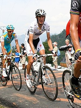 Andy Schleck, 2010 Tour de France, Stage 9.jpg