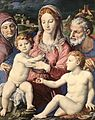 Angelo Bronzino - Holy Family - WGA3285.jpg
